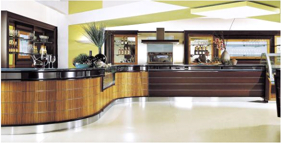 Bar Comptoir - cvcFroid- frigoriste - réfrigération- clermont-ferrand