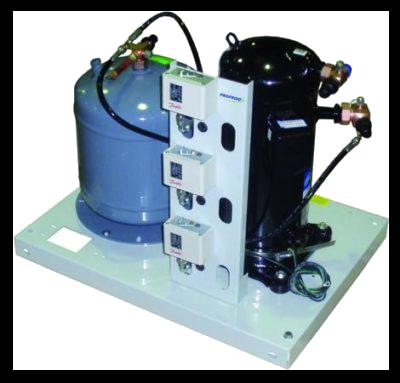 groupe de condensation non carrosses - cvcFroid- frigoriste - clermont-ferrand